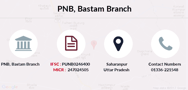 Punjab-national-bank Bastam branch