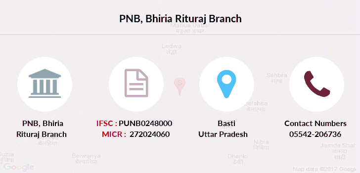 Punjab-national-bank Bhiria-rituraj branch
