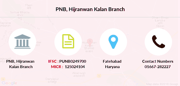 Punjab-national-bank Hijranwan-kalan branch