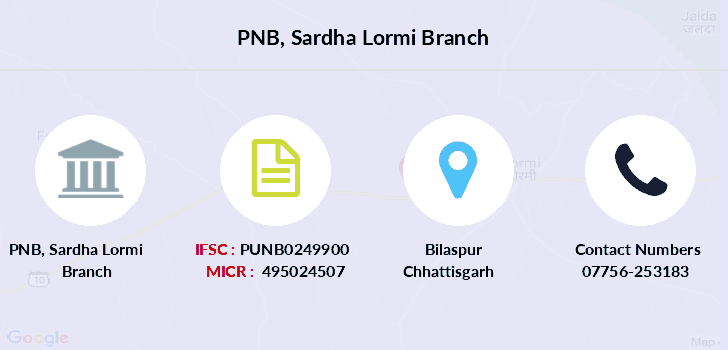 Punjab-national-bank Sardha-lormi branch