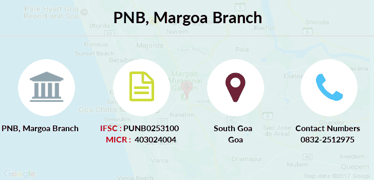 Punjab-national-bank Margoa branch
