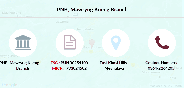 Punjab-national-bank Mawryng-kneng branch