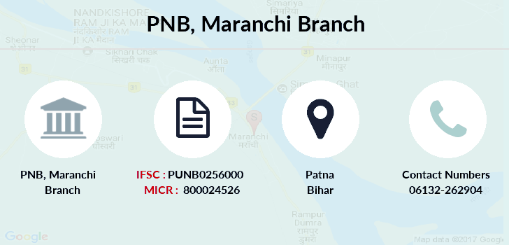 Punjab-national-bank Maranchi branch