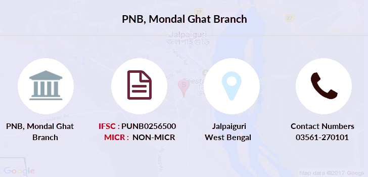 Punjab-national-bank Mondal-ghat branch
