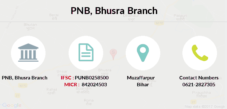 Punjab-national-bank Bhusra branch