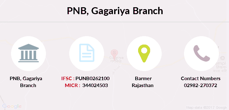 Punjab-national-bank Gagariya branch