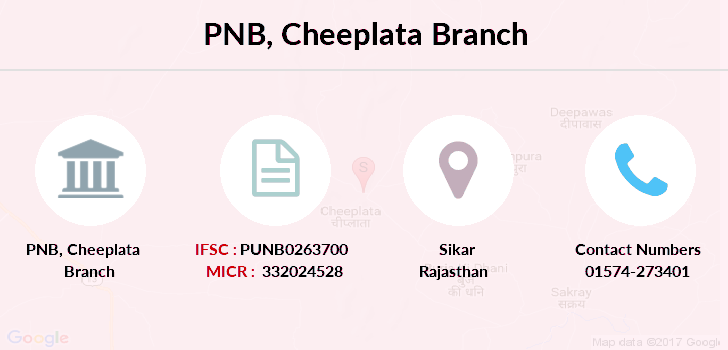 Punjab-national-bank Cheeplata branch