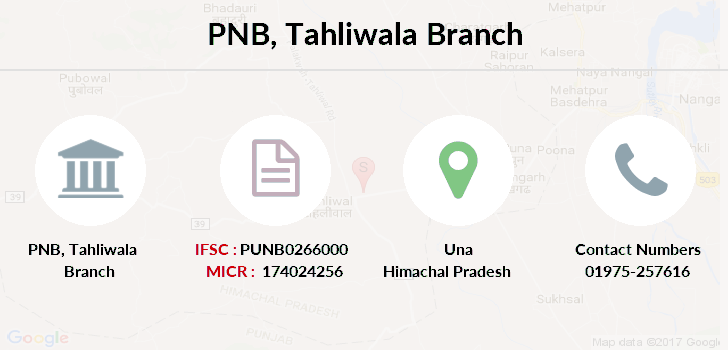 Punjab-national-bank Tahliwala branch
