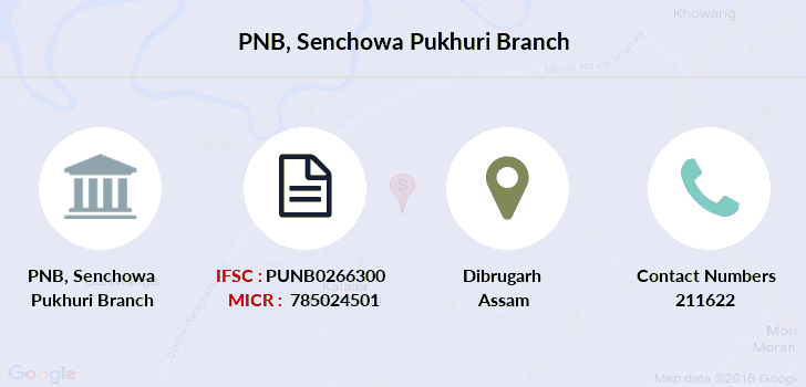 Punjab-national-bank Senchowa-pukhuri branch