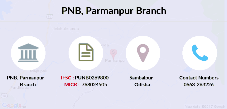 Punjab-national-bank Parmanpur branch