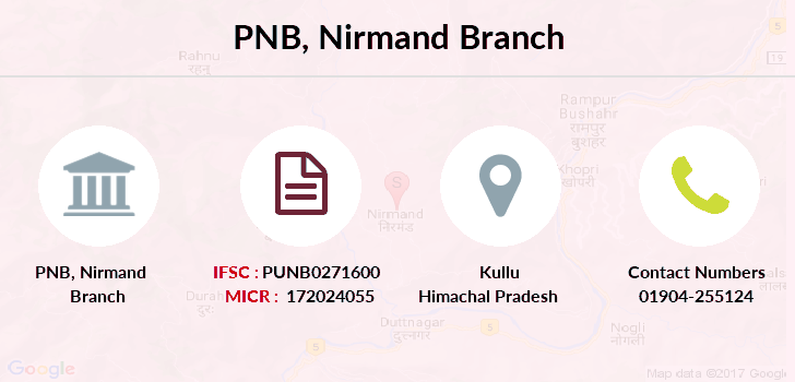 Punjab-national-bank Nirmand branch