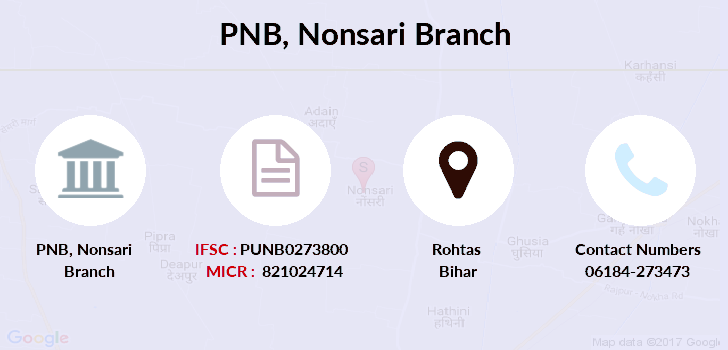 Punjab-national-bank Nonsari branch