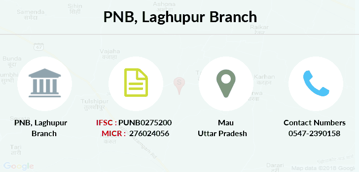 Punjab-national-bank Laghupur branch