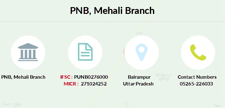 Punjab-national-bank Mehali branch