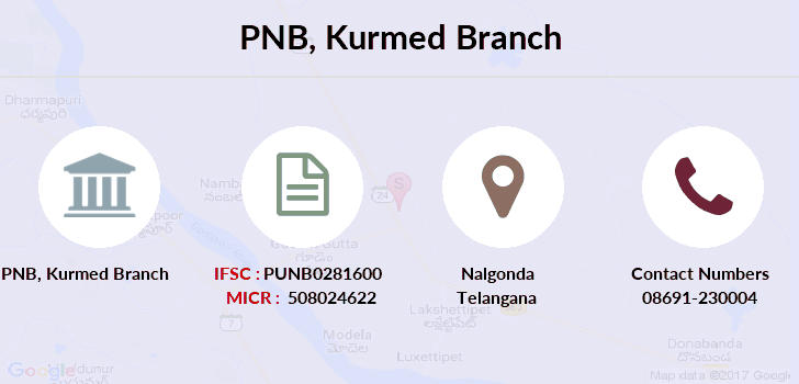 Punjab-national-bank Kurmed branch