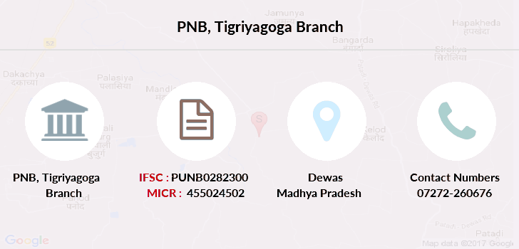Punjab-national-bank Tigriyagoga branch
