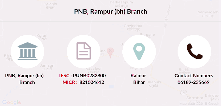 Punjab-national-bank Rampur-bh branch