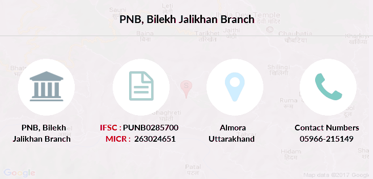 Punjab-national-bank Bilekh-jalikhan branch