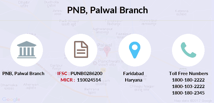 Punjab-national-bank Palwal branch