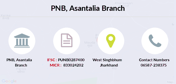 Punjab-national-bank Asantalia branch