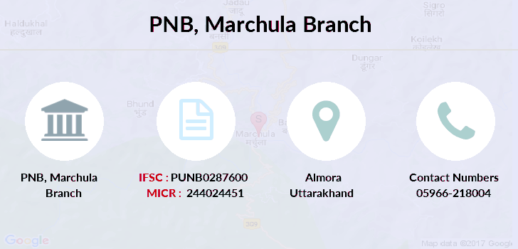 Punjab-national-bank Marchula branch