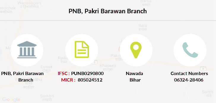 Punjab-national-bank Pakri-barawan branch