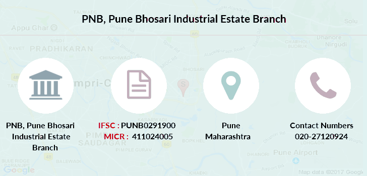 Punjab-national-bank Pune-bhosari-industrial-estate branch