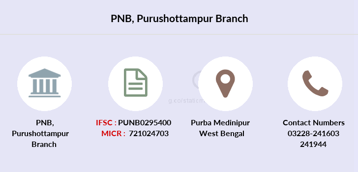 Punjab-national-bank Purushottampur branch