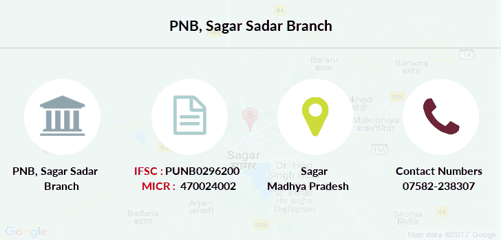 Punjab-national-bank Sagar-sadar branch