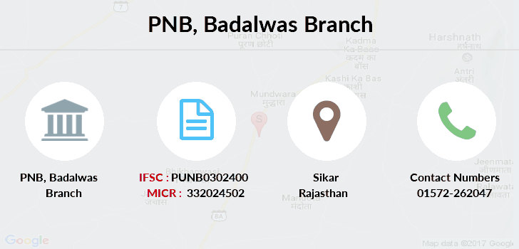 Punjab-national-bank Badalwas branch
