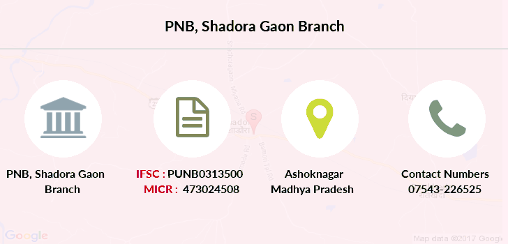 Punjab-national-bank Shadora-gaon branch