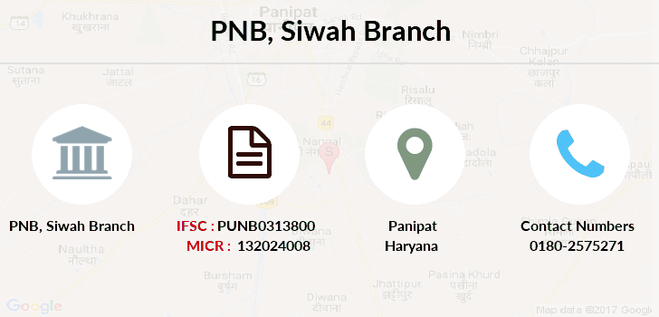 Punjab-national-bank Siwah branch