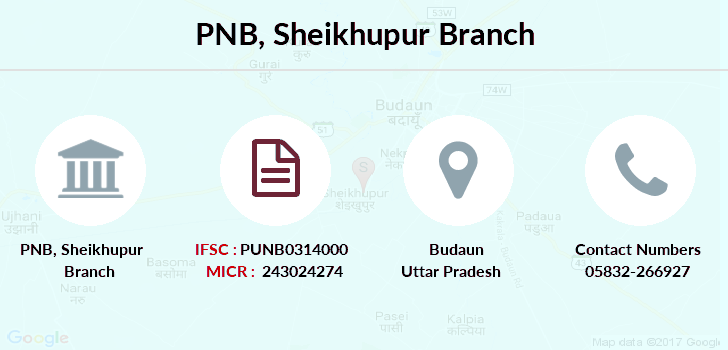 Punjab-national-bank Sheikhupur branch