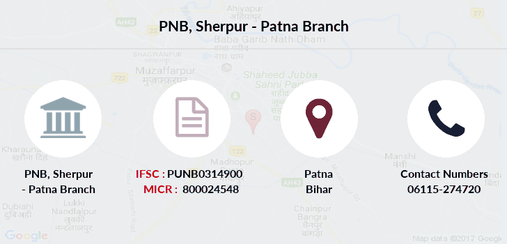 Punjab-national-bank Sherpur-patna branch