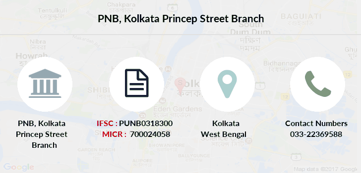 Punjab-national-bank Kolkata-princep-street branch