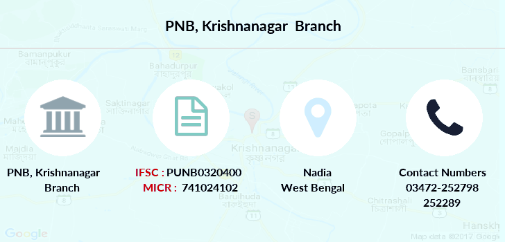 Punjab-national-bank Krishnanagar branch