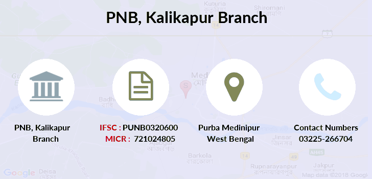 Punjab-national-bank Kalikapur branch