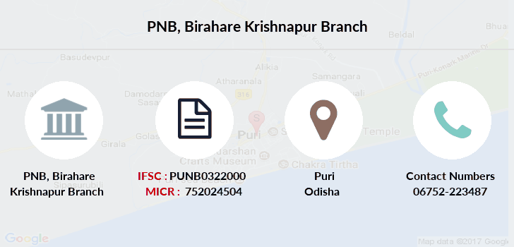 Punjab-national-bank Birahare-krishnapur branch