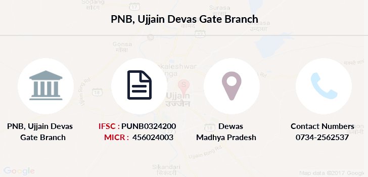 Punjab-national-bank Ujjain-devas-gate branch