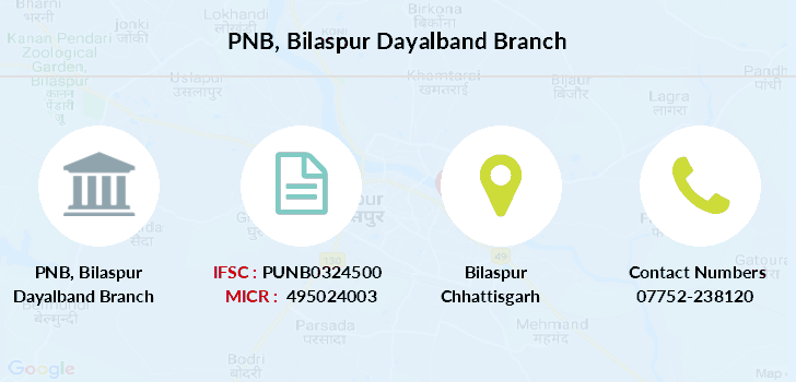 Punjab-national-bank Bilaspur-dayalband branch