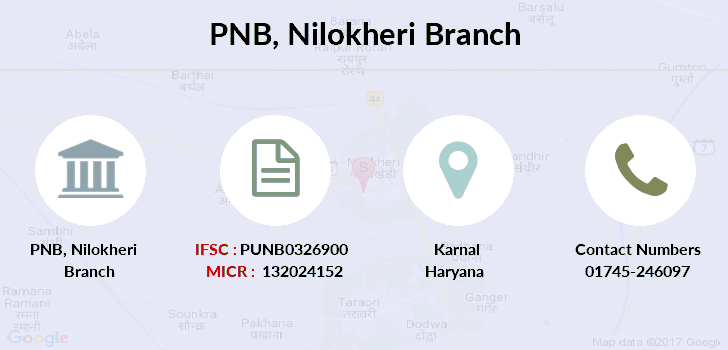 Punjab-national-bank Nilokheri branch
