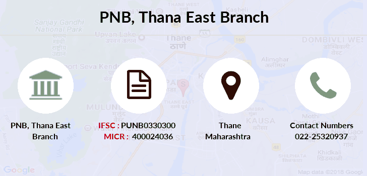 Punjab-national-bank Thana-east branch