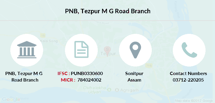 Punjab-national-bank Tezpur-m-g-road branch