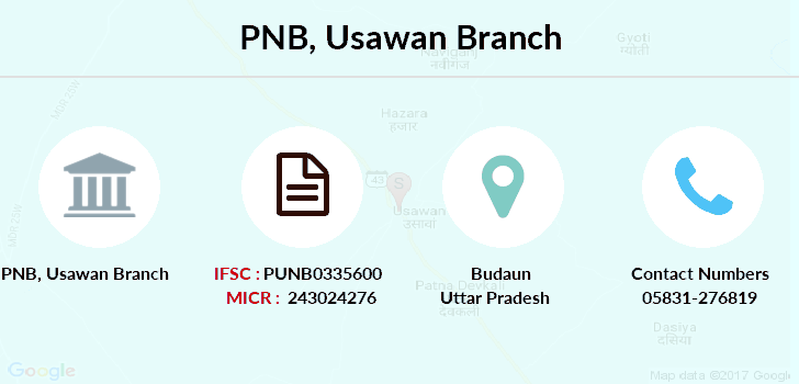 Punjab-national-bank Usawan branch