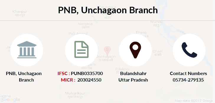 Punjab-national-bank Unchagaon branch