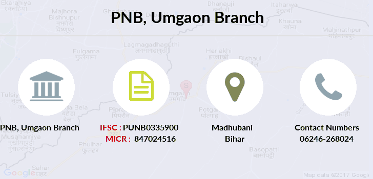 Punjab-national-bank Umgaon branch