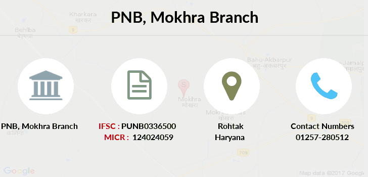 Punjab-national-bank Mokhra branch