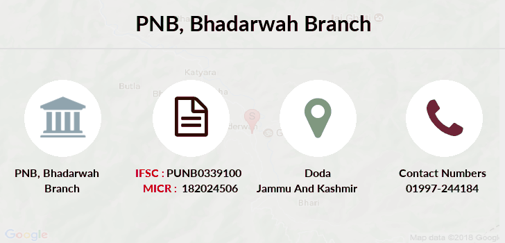 Punjab-national-bank Bhadarwah branch