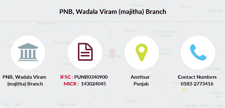 Punjab-national-bank Wadala-viram-majitha branch