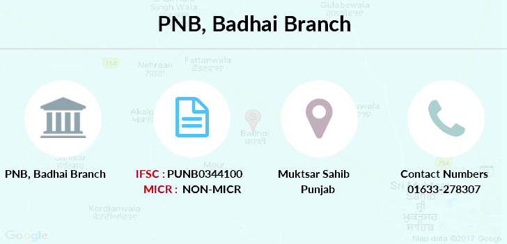 Punjab-national-bank Badhai branch